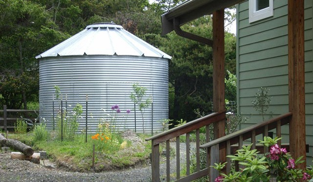 Where Can You Learn About Rainwater Harvesting?