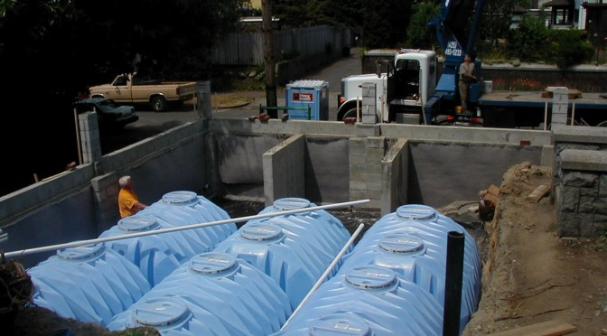 How to Offset Costs of Stormwater Regulations for New Construction