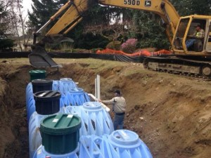 RAINWATER HARVESTING LETS SEATTLE AREA RESIDENTS OPT OUT OF CITY WATER