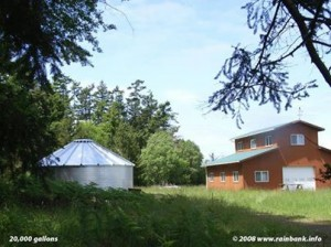 How To Benefit from Rainwater Collection in a Rural Area