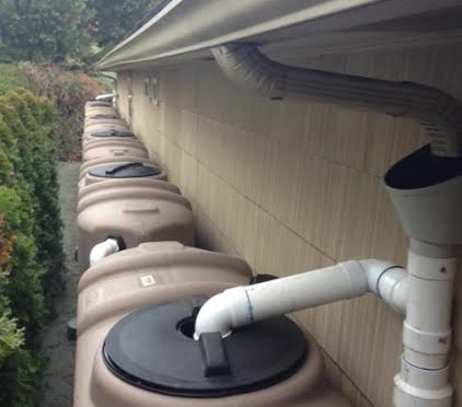 Is Seattle Implementing Rainwater Collection in Stormwater Management Program?