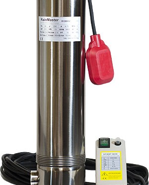 Should You Use an External or Submersible Pump in Your Rainwater Collection System?