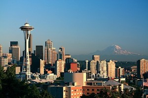 Space_Needle_Mount_Ranier_Seattle_Washington_USA