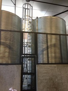 Steel Tanks for Commercial Rainwater Collection