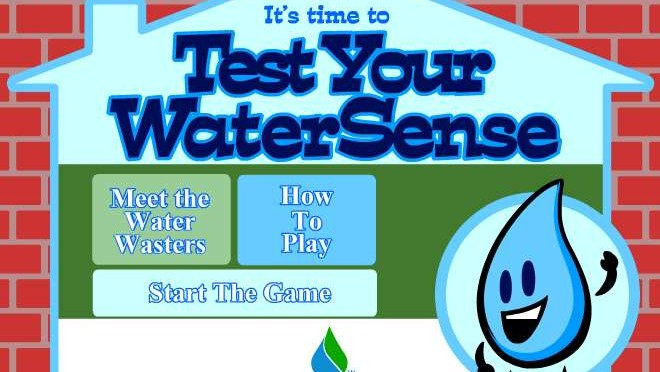 Test Your Water Sense