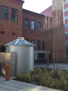 Designing a Commercial Rainwater Collection System for Irrigation