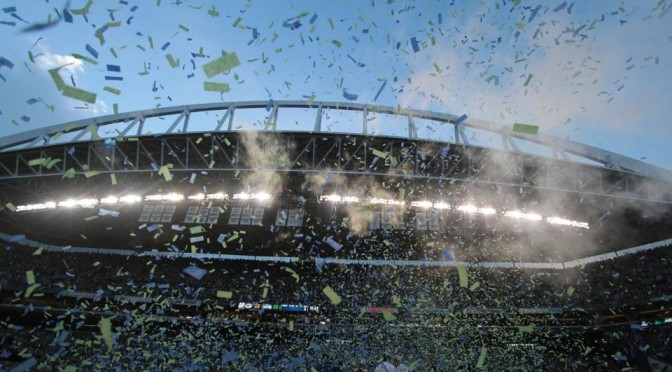 Seattle Seahawks Head to the Super Bowl!