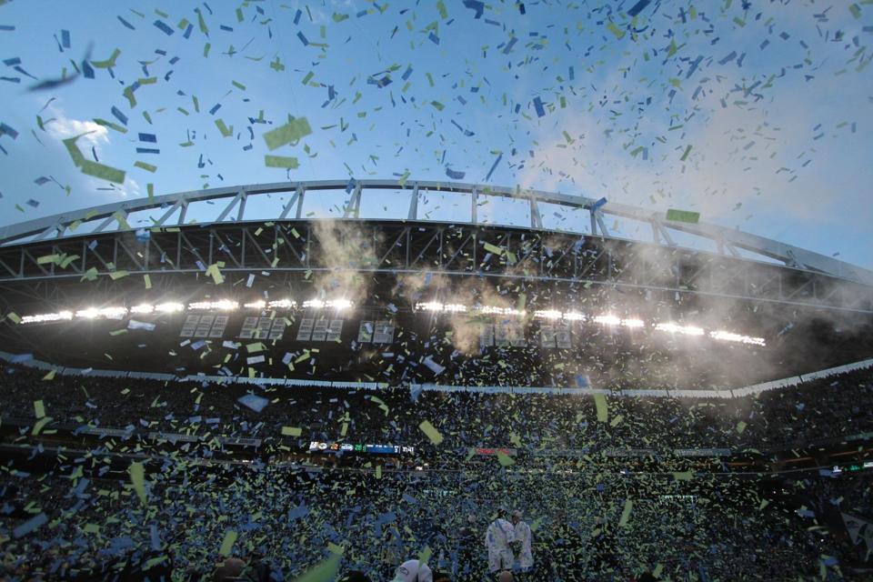 SeaHawks NFC Champs