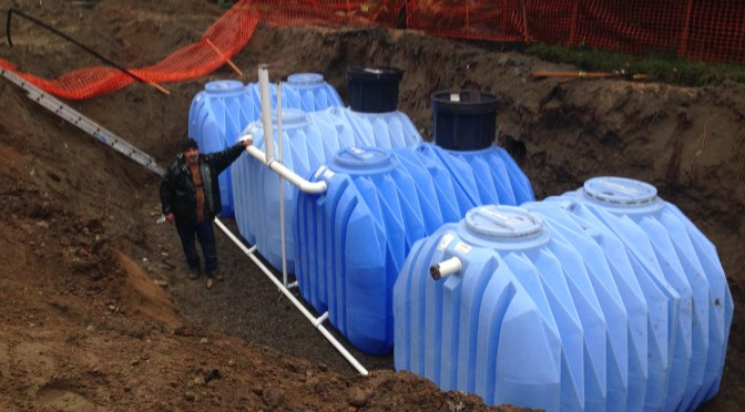 Full-Service Rainwater Systems Company