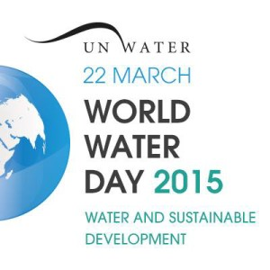UN World Water Day logo