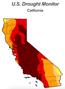 California Drought Monitor