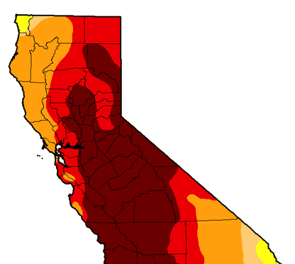 California Drought is a Crisis Not an Inconvenience