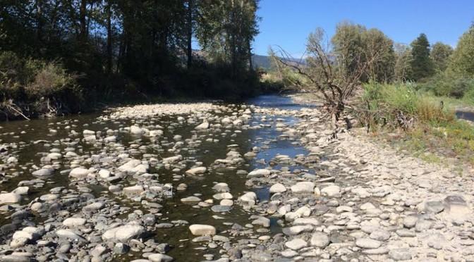 Washington State Drought Update