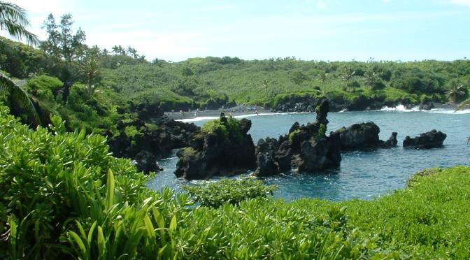 Rainwater Harvesting and Life on Maui
