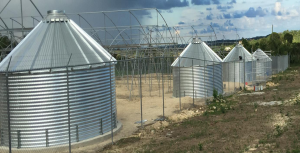 TANK FARM COOLING TANKS – APPLE COMPUTER FACILITY