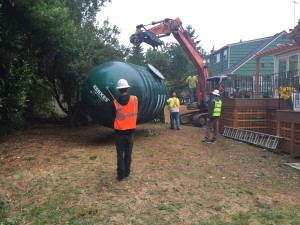 Green Tank Excavation