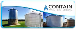 Contain Water Tanks