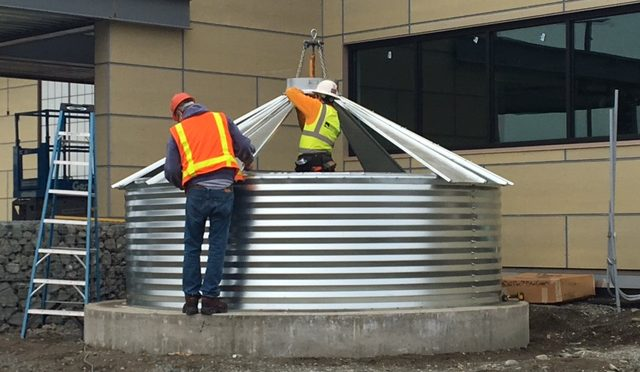 Affordability For Steel Water Tanks