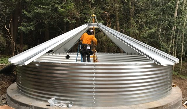 Are Steel Water Tanks Affordable?